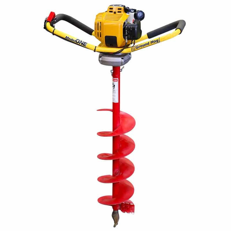 one man auger